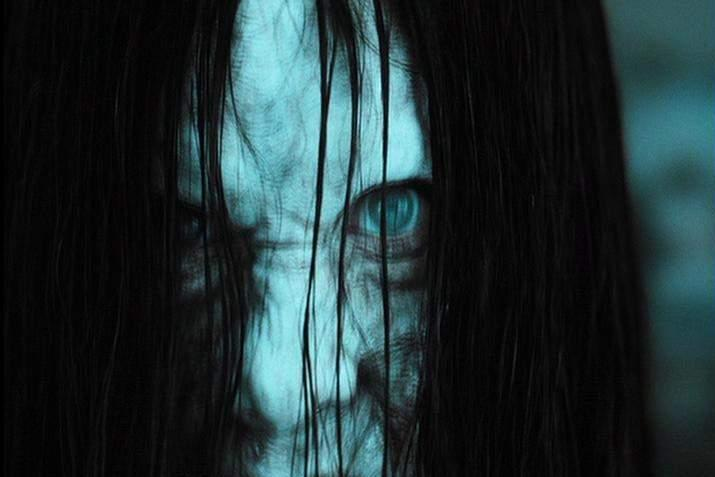 Scary Movie  The Ring Girl With Chainsaw